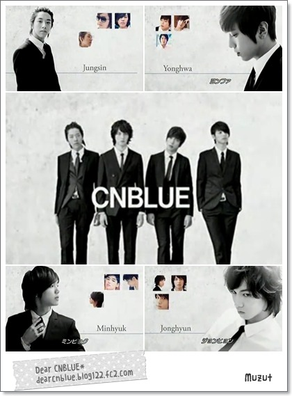 K-POPバラエティMuzut(CNBLUE)