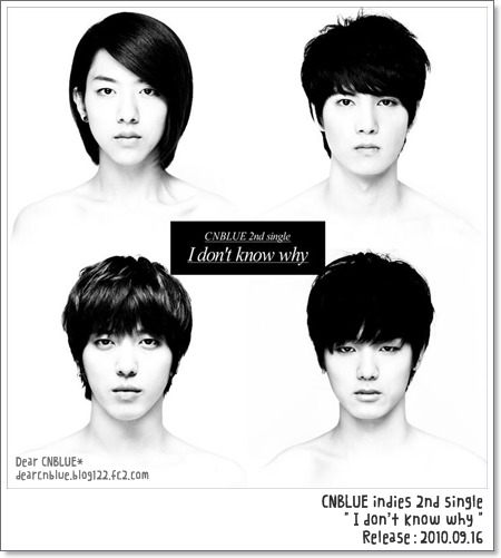 CNBLUE indies 2nd single