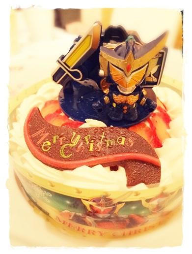 131223xmas cake