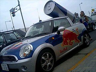 縹的痛車・・・?