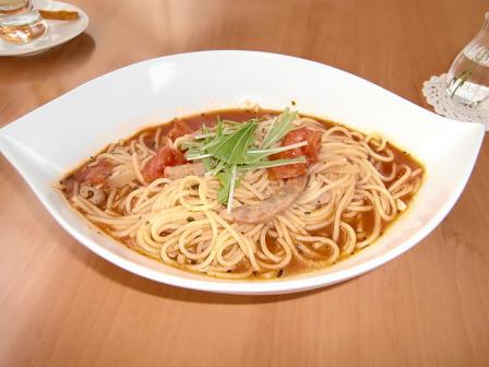 スープスパゲティ