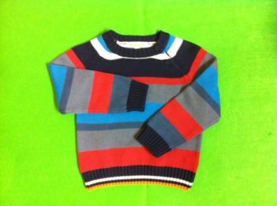 ブルーセーター2