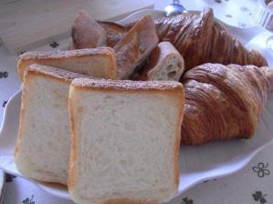 都会のパン