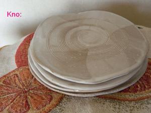 白い皿4枚