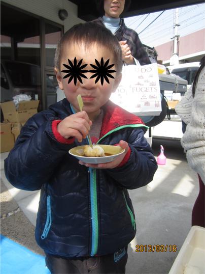 餅つき大会④