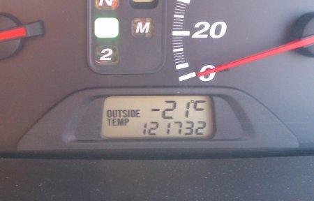 まだまだ冷えます