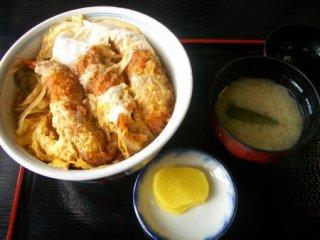 えび丼―小平