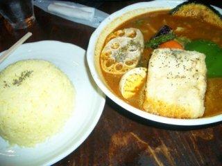 スープカレー―RAMAI