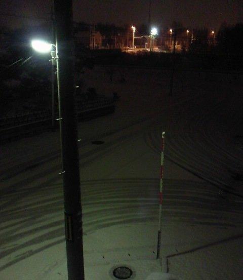 根雪か2009