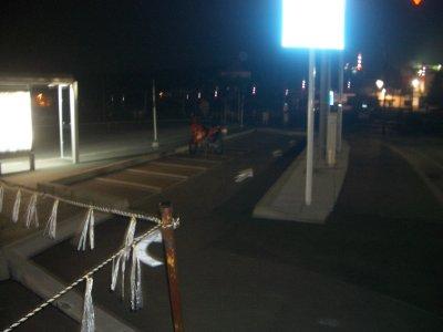 旭山動物園二輪駐車場2