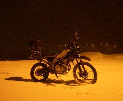 雪中走行1215_1