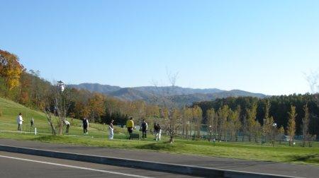 ゆーりん館パークゴルフ