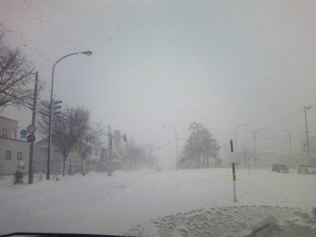 今度こそ根雪か
