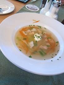 AB魚のスープ