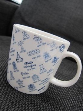 Factory Visitマグカップ