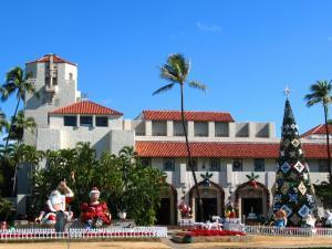 南の島のクリスマス♪