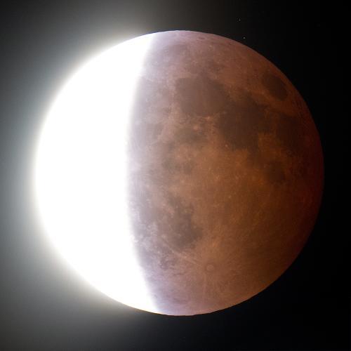 2010年12月21日 皆既月食