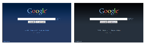 Google Blue Theme  Slate blue Theme