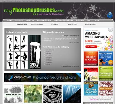 MyPhotoshopBrushes