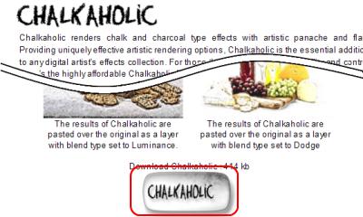 Chalkaholicダウンロードページ