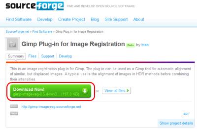 Image Registrationダウンロード