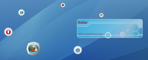 SliderDock アイテムの追加スクリーンショット