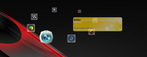 SliderDock テーマの変更スクリーンショット1