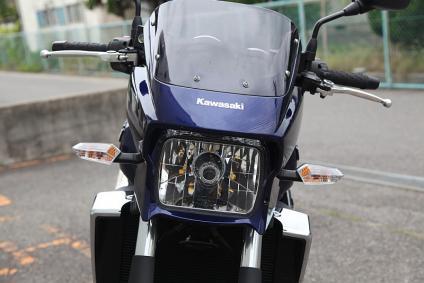 ZRX1200 DAEG ビキニカウル