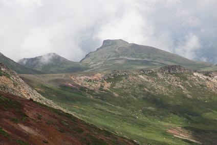 大雪 黒岳~旭岳登山
