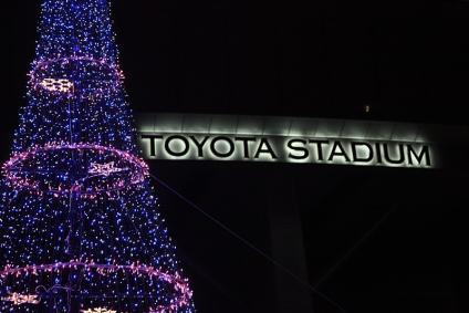 豊田スタジアムのイルミ-4