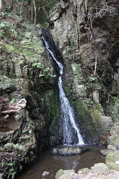 滝頭公園 滝