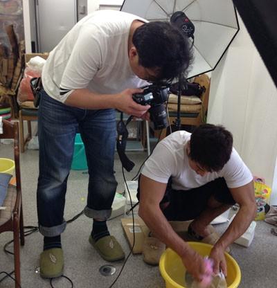 泥汚れ&ワイシャツ汚れ 〜〜〜〜エリ、ソデの黄ばみ落としの専門家【洗剤王子】