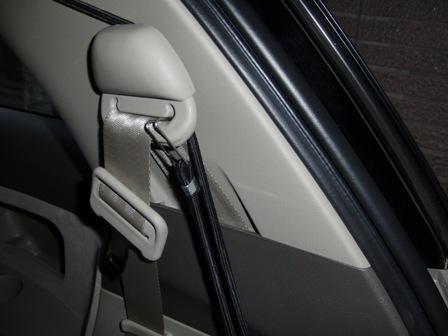 8.18サードシート用シートベルトバックル