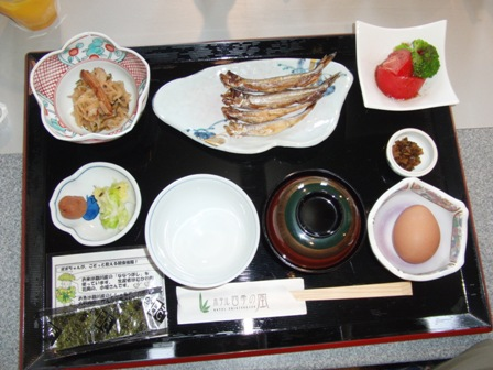 8.31朝食