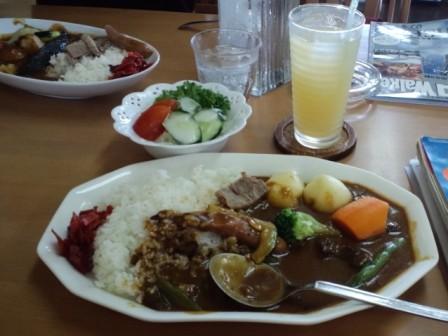 9.2昼食