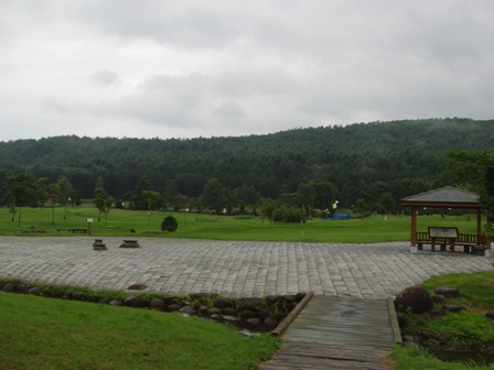 9.3パークゴルフ場