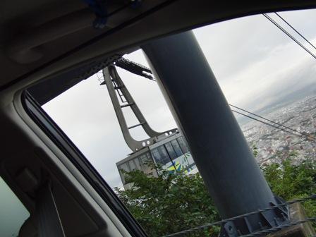 9.3函館山ロープウェイ
