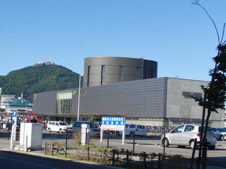 9.4函館駅