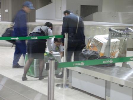 10.28成田空港にて4