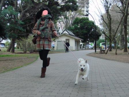 3.27芦花公園で3