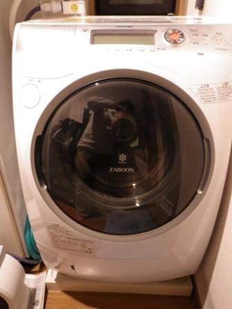 12.22新しい洗濯機