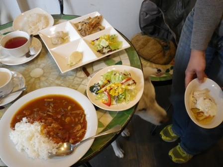 2012.1.15カフェにて…キシュウ