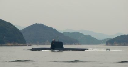 潜水艦 (4修)