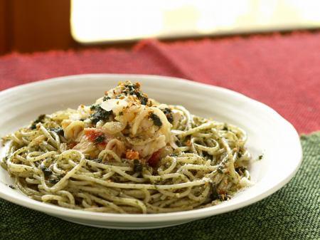 大葉スパゲティ02