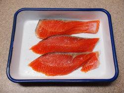 鮭生姜漬け01