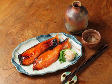 鮭生姜漬け34