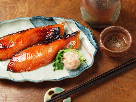 鮭生姜漬け27
