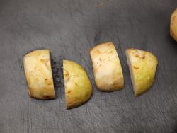 手羽先と里芋の炒め煮10
