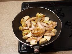 手羽先と里芋の炒め煮18