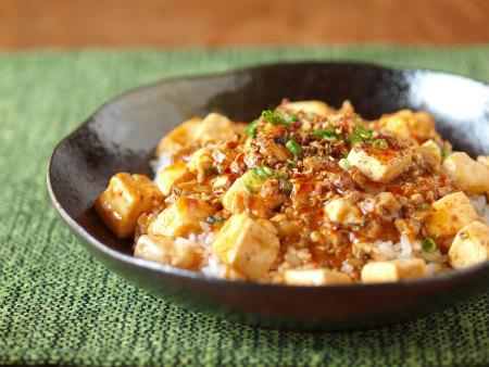 麻婆豆腐28